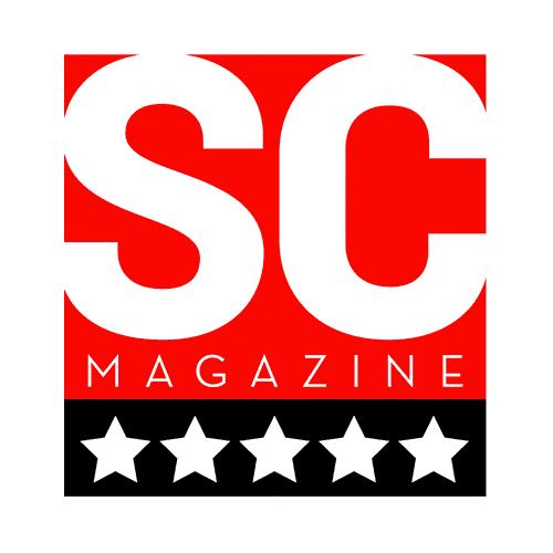 SC Magazine 5-star Rating