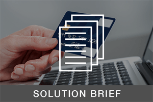 Solution Brief - PCI DSS 3.2 Compliance for Small Financial Service Organizations