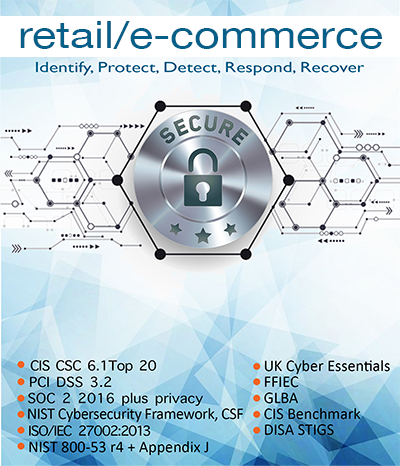 Continuous Security Solution for Retail and E-Commerce